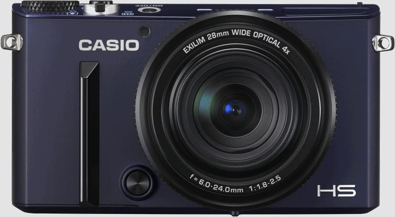 Casio Exilim EX-10